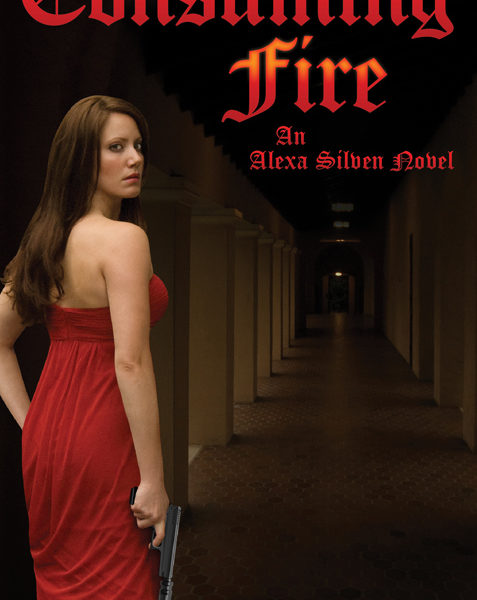 Consuming Fire: An Alexa Silven Novel cover artwork
