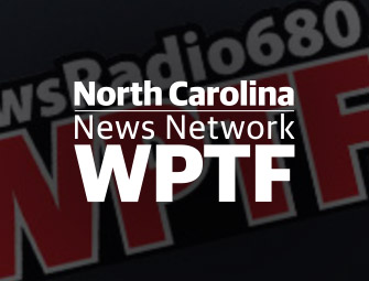 Screenshot of the mother & son self-publishing team of C.B. Hoffmann & Dan Hoffmann on North Carolina News Network WPTF Radio in Raleigh NC